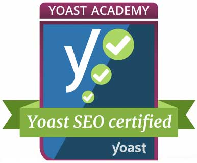 glenn tremain successfully completed the Yoast SEO for WordPress course!